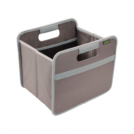 Meori Faltbox Small Palm Taupe Uni